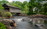 Covered-bridge-Salisbury